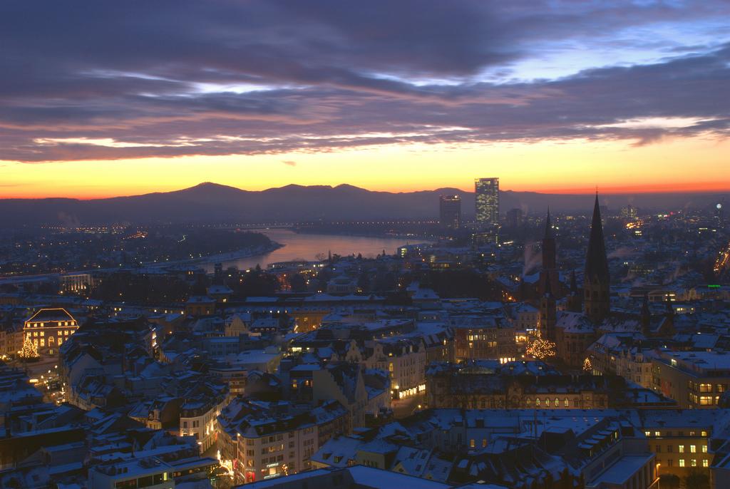 Bonn at Dawn
