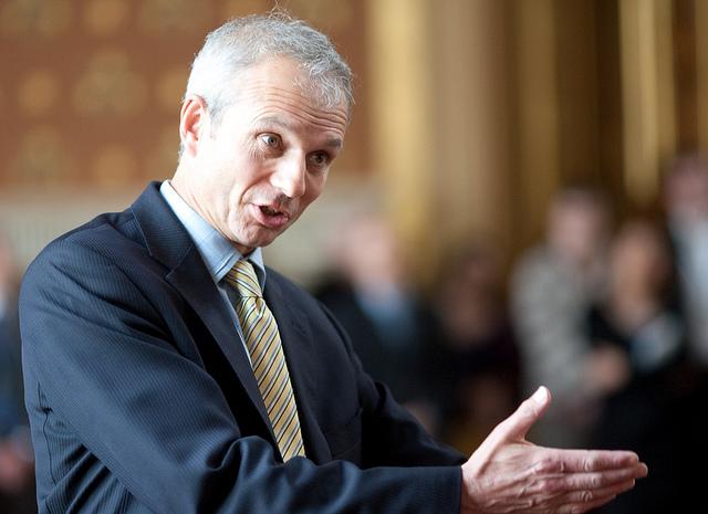 UK Minister for Europe David Lidington speaks out for Hossein Derakhshan