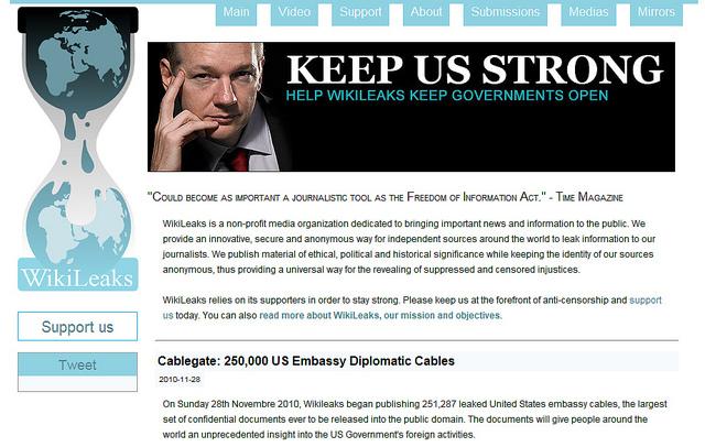 Fmr. US State Dept. official in Tehran Henry Precht on WikiLeaks