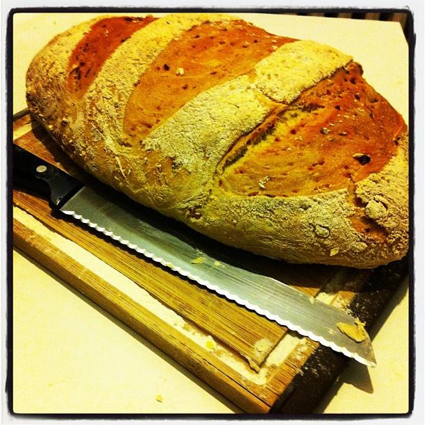 Cyrus' Potato Bread