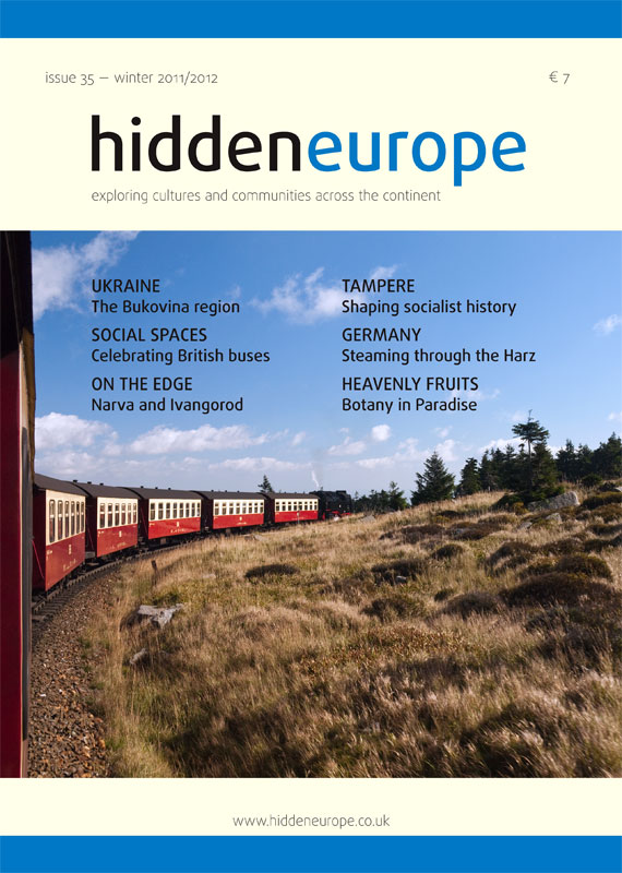 Hidden Europe: five questions, five answers